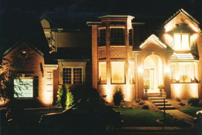 Coastal Lighting Design - architectural lighting