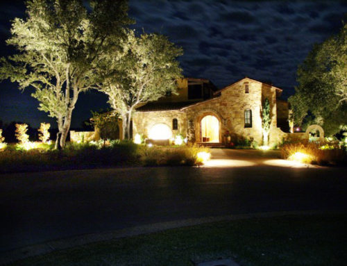 Enjoy Your Home with Outdoor LED Lighting